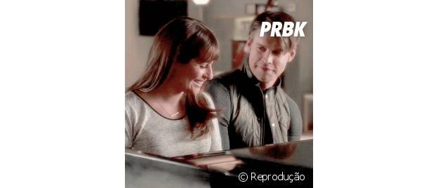 Fofos no piano!