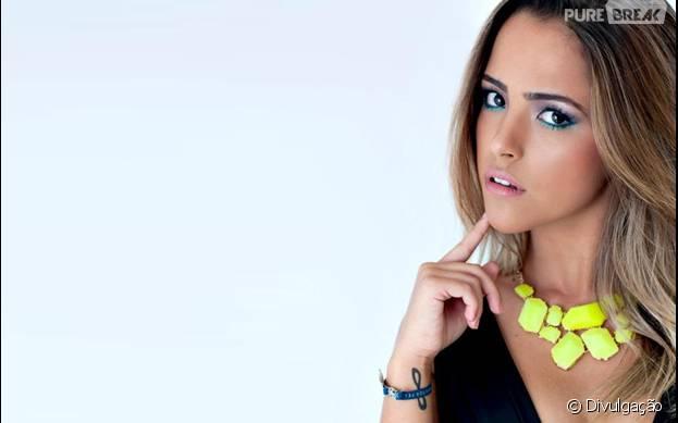 Gabi Luthai lança Central de Fãs e divulga trecho de música nova