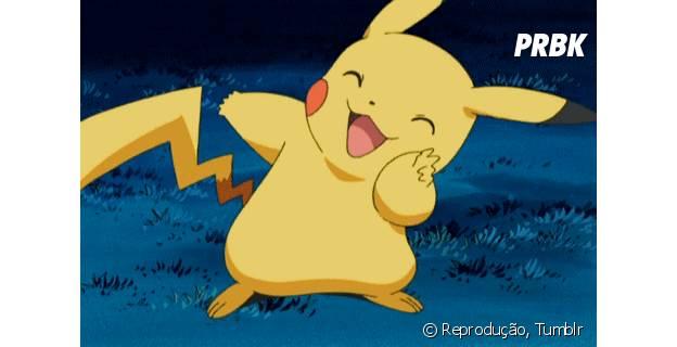 Produzir energia elétrica igual o Pikachu