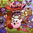 """""""Kirby"""" feito por Albert López e publicado no Behance"""