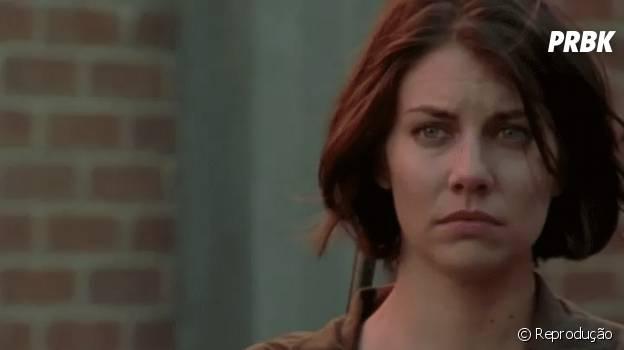 """Após a morte de Beth, Maggie perdeu o último laço que tem com a família em """"The Walking Dead"""""""