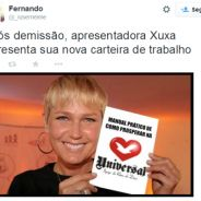 Xuxa na Record: apresentadora vira rainha da internet com memes da migração para o canal