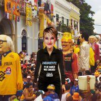 """Máscaras dos personagens Tris e Four de """"Insurgente"""" vão bombar no carnaval"""