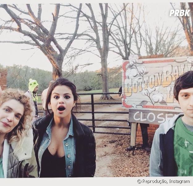 Selena Gomez em novo filme