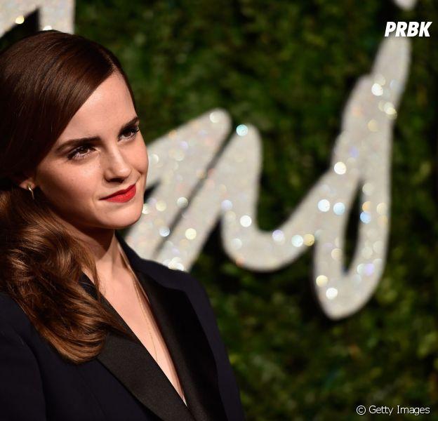 Emma Watson desmente caso com príncipe Harry!