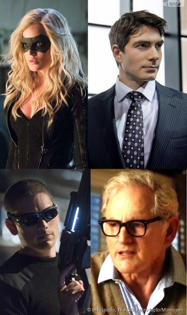 """Alguns dos heróis e vilões de """"Arrow"""" e """"The Flash"""" podem ganhar sua própria série!"""