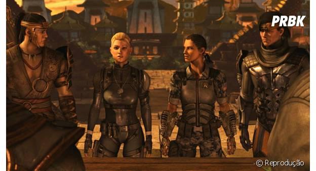 """Mais personagens inéditos anunciados para """"Mortal Kombat X"""": são 7 novatos estreando no game"""