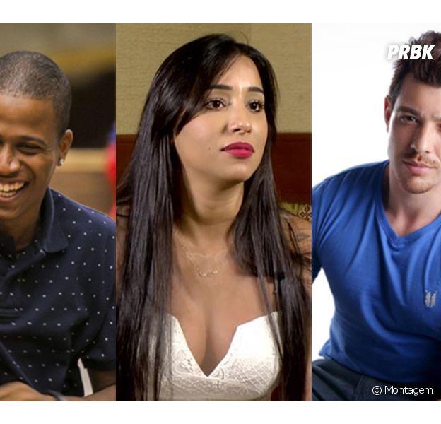 """Luan, Talita ou Cézar? Quem é o favorito para ficar no """"BBB15""""?"""