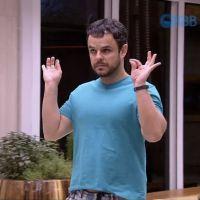 """No """"BBB15"""": Adrilles diz que preferiria ser gay e pensa em desistir de vez de Tamires!"""