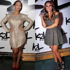 Duelo de looks: Valesca Popozuda ou Lexa? Qual funkeira não decepcionou na escolha do modelito?