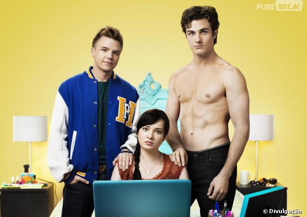 """""""Awkward"""" é uma série de sucesso da MTV americana!"""
