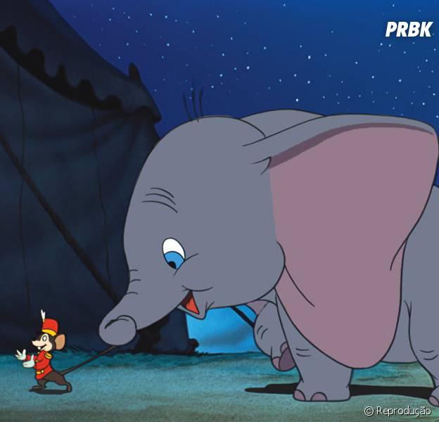 """Tim Burton escalado pela Disney para dirigir """"Dumbo"""""""