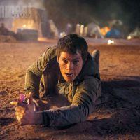 """Sequência de """"Maze Runner"""" ganha primeiras imagens com Dylan O'Brien. OMG!"""