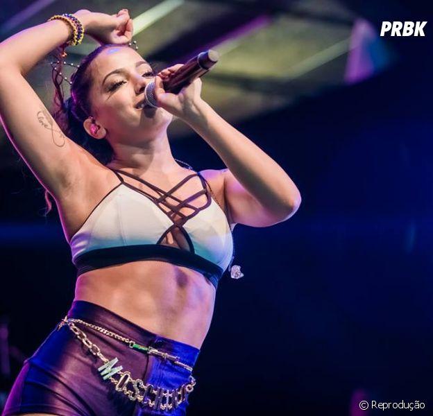 Anitta no Show das Poderosinhas em São Paulo