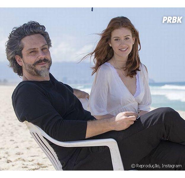 Maria Isis vive triângulo amoroso com Fábio Assunção e Juliana Paes em nova novela da Globo