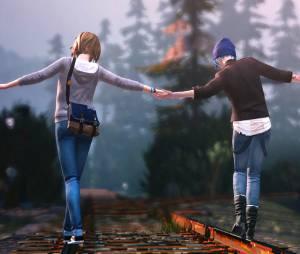 """Em """"Life Is Strange"""": o reencontro das amigas de infância Max e Chloe"""