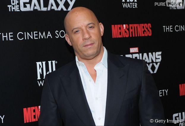 """Vin Diesel rasga elogios à sequência """"Velozes & Furiosos 7"""""""