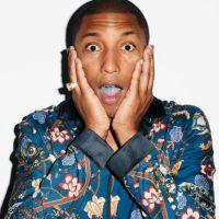 Lollapalooza 2015: Confira 5 motivos para não perder o show do Pharrell Williams no festival!
