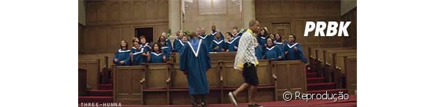 Pharrell Williams promete colocar todo mundo para dançar no Lollapalooza 2015