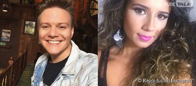 "Michel Teló e Paula Fernandes vão cantar na final do ""BBB15"""