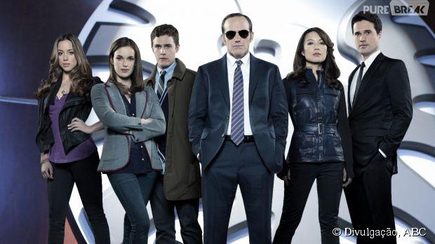 """Agents of SHIELD"" vai ser exibida na Globo!"