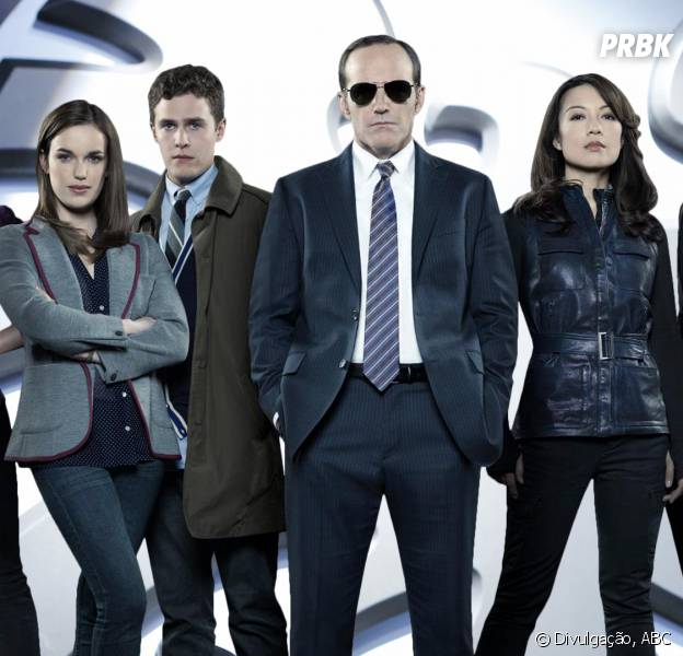 """Agents of SHIELD"" vai ser exibida na Globo!"