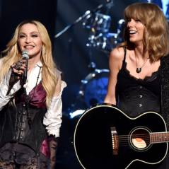 "Madonna e Taylor Swift fazem dueto épico de ""Ghosttown"" no iHeartRadio Music Awards 2015"
