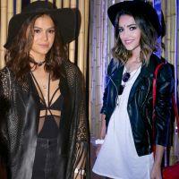 Bruna Marquezine ou Manu Gavassi no Lollapalooza 2015? Qual foi a mais bem vestida do festival?