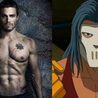 """Stephen Amell, da série """"Arrow"""", se junta a elenco de """"As Tartarugas Ninja 2"""""""