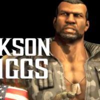 """Família reunida em """"Mortal Kombat X"""": Jax Briggs apresenta sua filha como nova """"kombatente"""""""