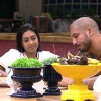 """No """"BBB15"""": Amanda desabafa sobre final e confessa para Fernando: """"Estou com medo!"""""""