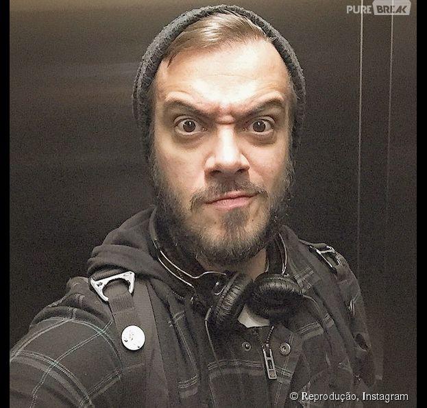 """um dos participantes mais carimásticos do """"Big Brother Brasil"""" - Foto"""