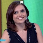 """Monica Iozzi e Otaviano Costa no """"Video Show"""": 10 memes do novo programa ao vivo"""