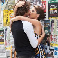 """Novela """"Malhação"""": Karina (Isabella Santoni) e Pedro (Rafael Vitti) dão beijão e voltam a namorar!"""