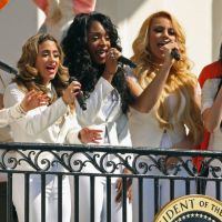 Fifth Harmony coloca a família Obama pra dançar muito na Casa Branca, nos EUA
