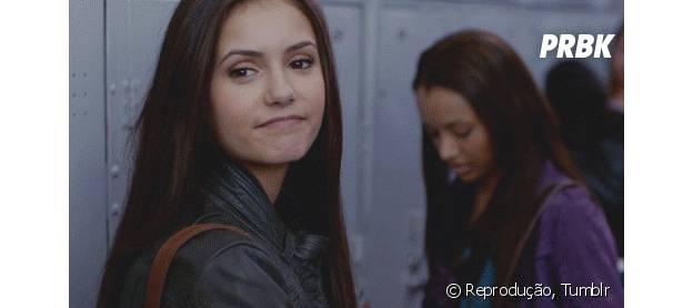 """Kat Grahamfala sobre a saída de Nina Dobrev do elenco de """"The Vampire Diaries"""" na 6ª temporada!"""