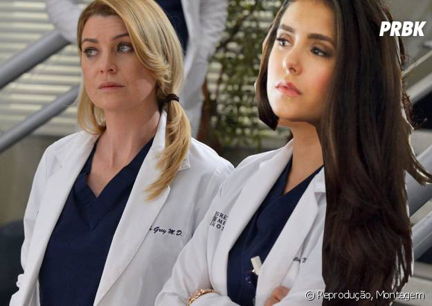 "A suspeita mais forte é a de que Nina Dobrev vai para ""Grey's Anatomy"""