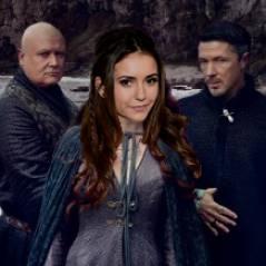 """Nina Dobrev em """"Game of Thrones""""? Veja 6 séries que a gata de """"The Vampire Diaries"""" poderia entrar!"""
