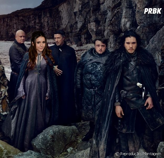 """A Nina Dobrev ficaria incrível em """"Game of Thrones"""" como uma das soberanas!"""