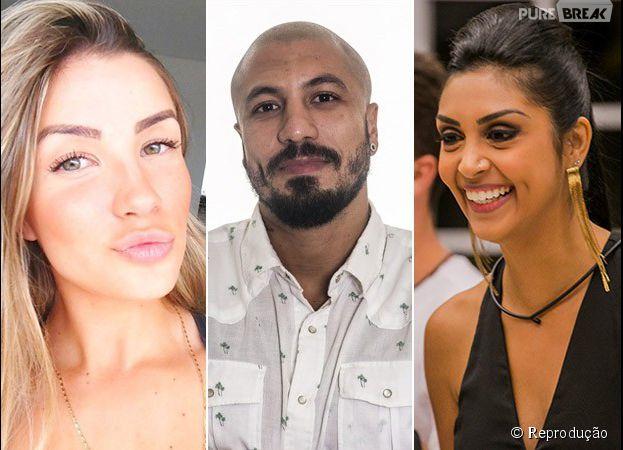 """5 vezes que o Fernando, do """"BBB15"""", foi cara de pau com as suas 'amadas' do reality da Globo!"""