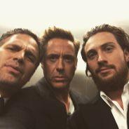 """Filme """"Os Vingadores 2"""": Robert Downey Jr., no Instagram, mostra o que rola de melhor nos bastidores"""