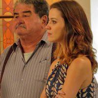 """Reta final da novela """"Alto Astral"""": Laura (Nathalia Dill) ouve confissão de Adriana"""