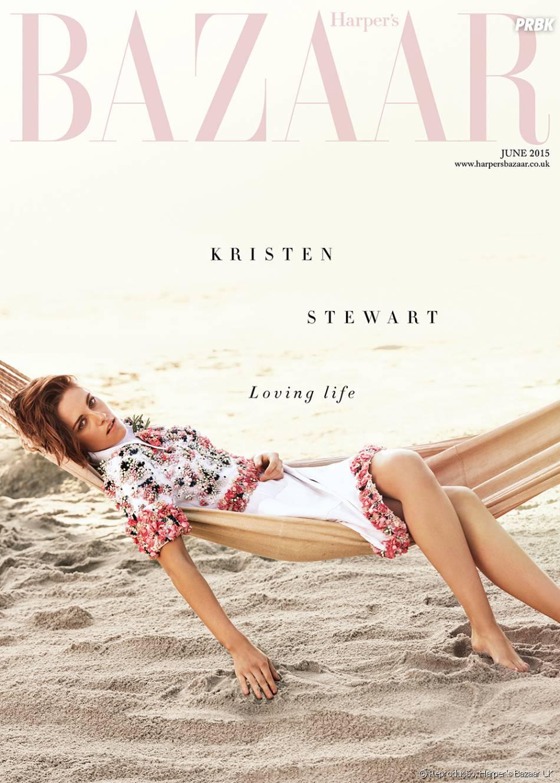 "Kristen Stewart foi vista por último em ""Para Sempre Alice"", ao lado de Julianne Moore"