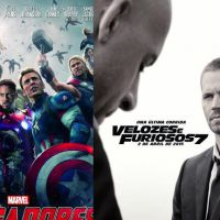 """Filme """"Os Vingadores 2"""" ou """"Velozes & Furiosos 7""""? Qual a melhor sequência deste duelo de titãs?"""