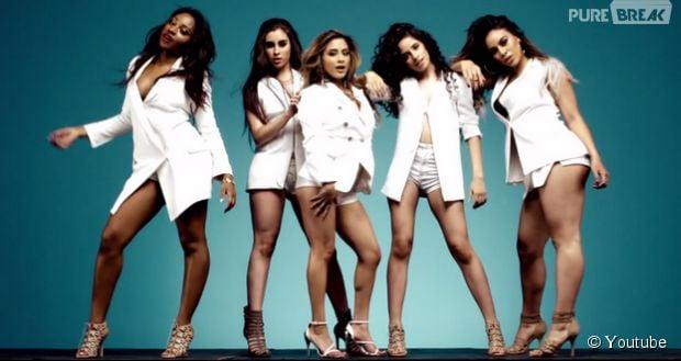 """Fifth Harmony surgiu no """"The X Factor"""" e, anos depois, muitas mudanças aconteceram na carreira de  Ally Brooke Hernandez, Normani Hamilton, Dinah Jane Hansen, Camila Cabello e Lauren Jauregui"""