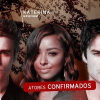 """Ian Somerhalder e Paul Wesley, de """"The Vampire Diaries"""", no Brasil para a """"Vampire Attraction"""""""