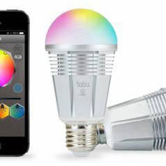 Controlada pelo smartphone, lâmpada inteligente promete revolucionar suas festinhas