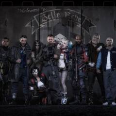 """De """"Esquadrão Suicida"""": Cara Delevingne, Will Smith e muito mais em primeira foto oficial do elenco!"""
