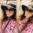 Anitta tirou diversas fotos em passeio pelo Japão