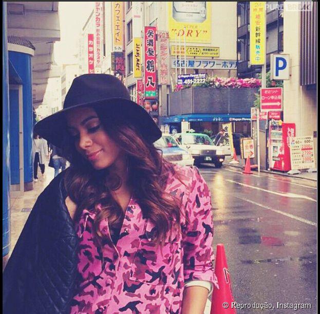 Anitta está em turnê pelo Japão: confira tudo que a gata está fazendo no país!